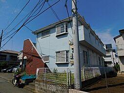 アリスコーポ町田B[2階]の外観