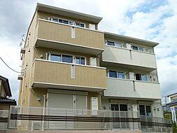 千葉県千葉市稲毛区天台4丁目の賃貸アパートの外観