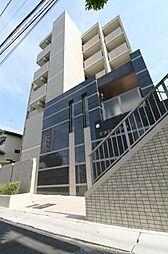 ヒヨシマンション[3階]の外観