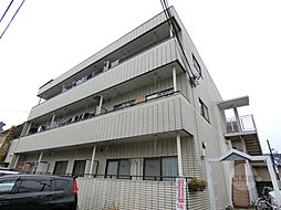 大阪府茨木市駅前3丁目の賃貸マンションの外観