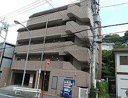 ジュネパレス横須賀[202号室]の外観