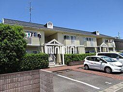 カーサ羽島 A[1階]の外観