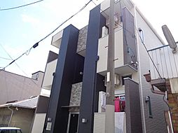 大阪府大阪市東成区大今里南6丁目の賃貸アパートの外観