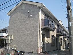 メゾンドYU[1階]の外観