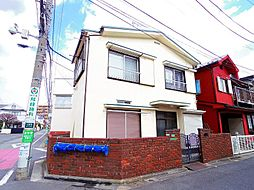 東京都練馬区大泉町6丁目の賃貸アパートの外観