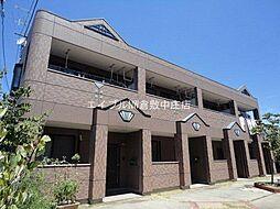 [テラスハウス] 岡山県倉敷市四十瀬丁目なし の賃貸【/】の外観