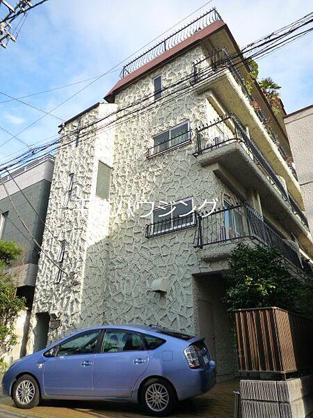 ヒルハウス小針 3階の賃貸【東京都 / 新宿区】