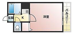 オーナーズマンション小路[8階]の間取り