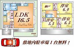 [一戸建] 兵庫県神戸市垂水区坂上4丁目 の賃貸【/】の間取り