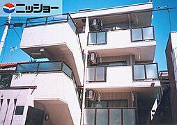 プリオールマキノII[2階]の外観