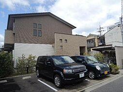 京都府京都市下京区西七条東石ケ坪町の賃貸アパートの外観