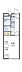 間取り,1K,面積19.87m2,賃料5.4万円,神戸市西神・山手線 上沢駅 徒歩6分,神戸高速東西線 高速長田駅 徒歩9分,兵庫県神戸市長田区五番町 3丁目5-1