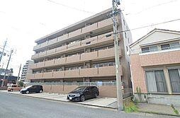 愛知県名古屋市港区高木町2の賃貸マンションの外観