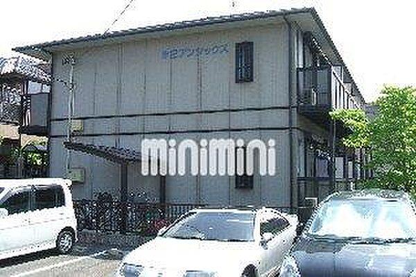 第2アンシックス 1階の賃貸【愛知県 / 名古屋市守山区】