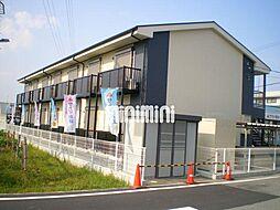 S・K松阪[2階]の外観