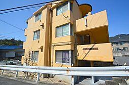 広島県廿日市市佐方の賃貸マンションの外観