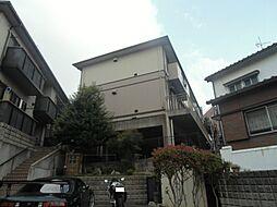 アベニュー中井A棟[2階]の外観