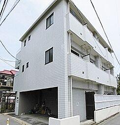 埼玉県鶴ヶ島市脚折町4丁目の賃貸マンションの外観