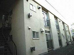 美香保コーポラスA[2階]の外観