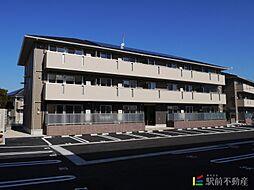 パラディーソ B棟[1階]の外観