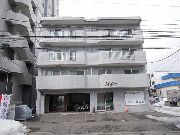 パルティール23 2階の賃貸【北海道 / 札幌市北区】