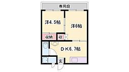 夢前川駅 3.6万円