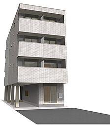 ラフィネ横浜[302号室号室]の外観