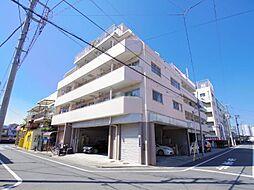 プランドール上田[3階]の外観