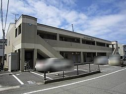 ディスカバリー柿田II[1階]の外観