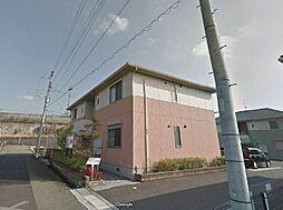 三洋タウン茶屋の原 A棟[201号室]の外観