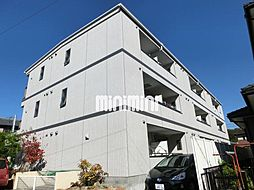 愛知県日進市竹の山5丁目の賃貸マンションの外観