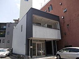 広島県広島市中区竹屋町の賃貸アパートの外観