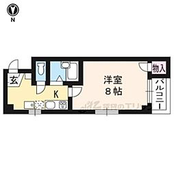 山陰本線 二条駅 徒歩7分