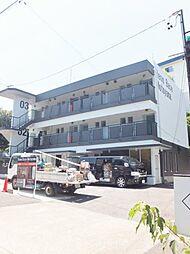 愛知県名古屋市千種区東明町2丁目の賃貸マンションの外観