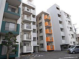 菊ヶ丘ハイツ[1階]の外観