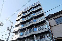 ロータリーマンション永和[7階]の外観