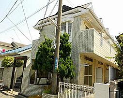 田村アパートメント[107号室]の外観
