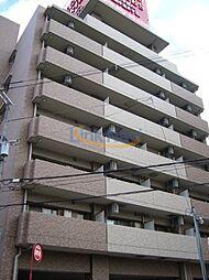 大阪府大阪市福島区鷺洲1丁目の賃貸マンションの外観