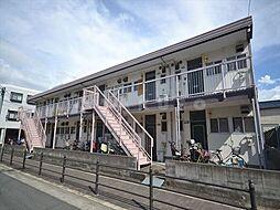 千成ハイツA棟[1階]の外観