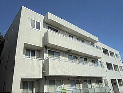 フラット湘南[2階]の外観