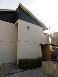 ハイツ グレース[1階]の外観