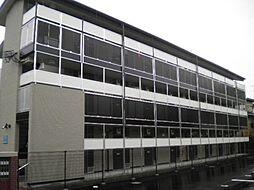 レオパレスOKANISHI[102号室]の外観