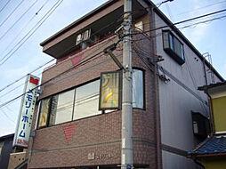 メモリーマンション[3階]の外観
