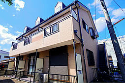 東京都東久留米市小山5丁目の賃貸アパートの外観