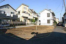 建築条件付き売地(38.52坪)