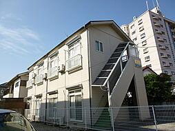 アパルトヴィヴァン[2階]の外観