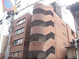 京都府京都市東山区東大路三条下る2筋目西入南木之元町の賃貸マンションの外観