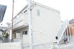 千葉県市川市菅野2丁目の賃貸アパートの外観
