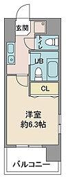 クアトロエスペランサ[7階]の間取り