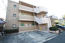 愛知県名古屋市瑞穂区大殿町4丁目の賃貸マンションの外観